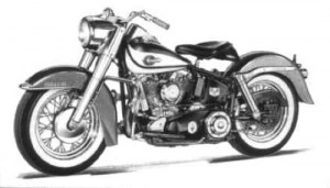 1960 harley davidson panhead fl service repair shop manual