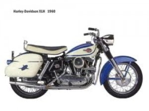 1960 harley davidson xlh sportster service repair shop manual
