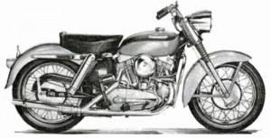 1961 harley davidson sportster service repair shop manual