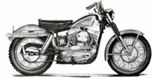 1962 harley davidson sportster service repair shop manual
