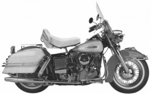 1966 Harley davidson electra glide service repair shop manual