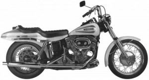 1971 Harley davidson shovelhead service repair shop manual