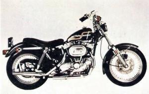 1973 harley davidson sportster service repair shop manual