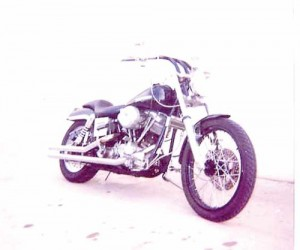 1976 Harley davidson shovelhead service repair shop manual