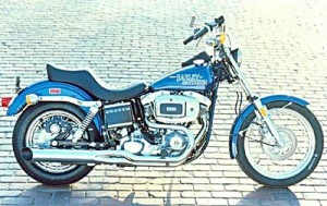 1979 Harley davidson shovelhead service repair shop manual