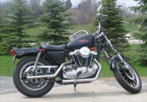 1979 harley davidson sportster service repair shop manual