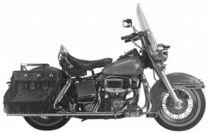 1981 Harley davidson shovelhead service repair shop manual