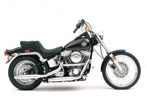 1984 Harley Davidson FXST softail service repair shop manual