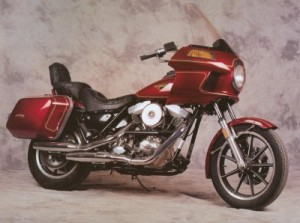 1984 harley davidson fxrt service repair shop manual