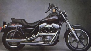 1986 harley davidson fxr service repair shop manual