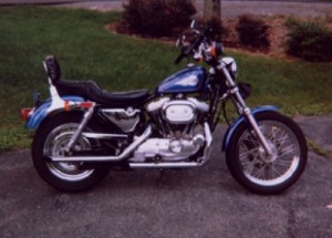 1991 harley davidson sportster service repair shop manual