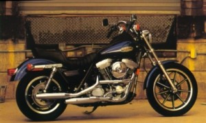 1992 harley davidson fxr service repair shop manual