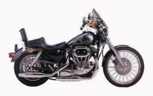 1992 harley davidson sportster service repair shop manual