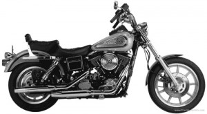 1993 harley davidson dyna service repair shop manual