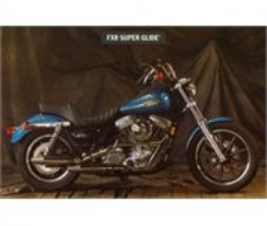 1993 harley davidson fxr service repair shop manual