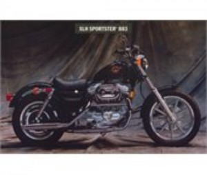 1993 harley davidson sportster service repair shop manual