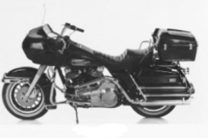 1994 harley davidson fltc tour glide service repair shop manual