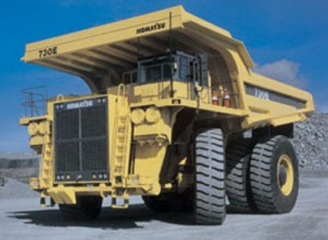 Komatsu 630E Dump Truck Service Repair Shop Manual