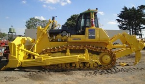 Komatsu D375A-3 Bulldozer Service Repair Shop Manual