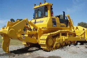 Komatsu D375A-5 Bulldozer Service Repair Shop Manual