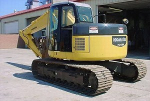 Komatsu PC128US-2 Hydraulic Excavator Repair Shop Manual