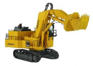 Komatsu PC2000-8 Excavator Repair Shop Manual