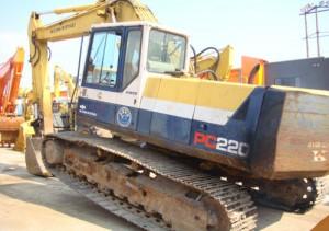 Komatsu PC220-5 PC220LC-5 Excavator Repair Shop Manual