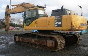 Komatsu PC450-7 PC450LC-7 Excavator Repair Shop Manual