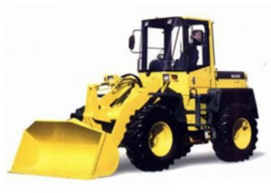 Komatsu WA120-3 Wheel Loader Service Repair Shop Manual