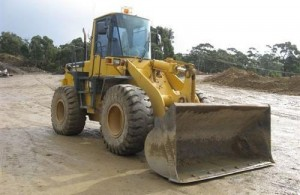 Komatsu WA250-3 Avance Wheel Loader Service Repair Shop Manual