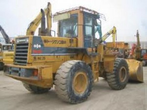 Komatsu WA300-1 Wheel Loader Service Repair Shop Manual