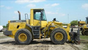 Komatsu WA380-3 Avance Wheel Loader Repair Shop Manual