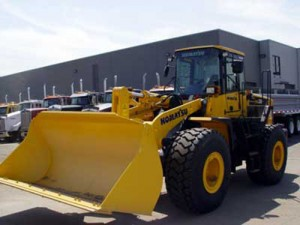 Komatsu WA380-5H Wheel Loader Service Repair Shop Manual