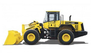 Komatsu WA380-6 WA380-6H Wheel Loader Service Repair Shop Manual