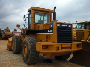 Komatsu WA400-1 Wheel Loader Service Repair Shop Manual