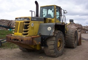 Komatsu WA420-3 Avance Wheel Loader Repair Shop Manual