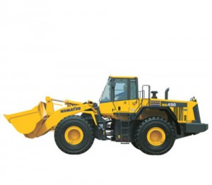 Komatsu WA450-1 Wheel Loader Service Repair Shop Manual