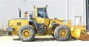Komatsu WA470-3 Avance Wheel Loader Repair Shop Manual
