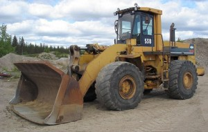 Komatsu WA500-1 Wheel Loader Service Repair Shop Manual