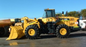 Komatsu WA500-6 Wheel Loader Service Repair Shop Manual