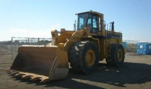 Komatsu WA600-1 Wheel Loader Service Repair Shop Manual