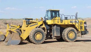 Komatsu WA600-6 Wheel Loader Service Repair Shop Manual