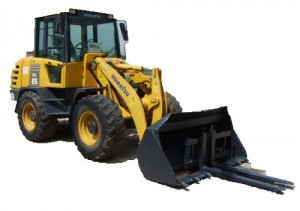 Komatsu WA85-3 Wheel Loader Service Repair Shop Manual