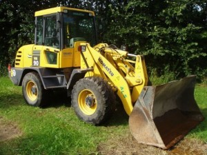 Komatsu WA90-3 Wheel Loader Service Repair Shop Manual