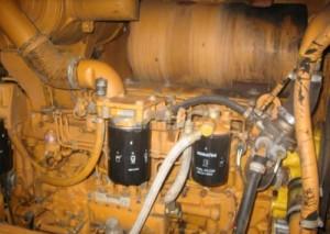 Komatsu 6D105-1 105-1 Series Diesel Engine Shop Manual