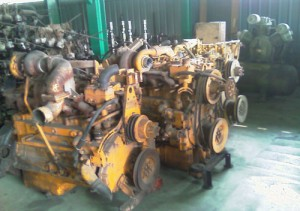 Komatsu 6D125-1 125-1 Series Diesel Engine Repair Shop Manual