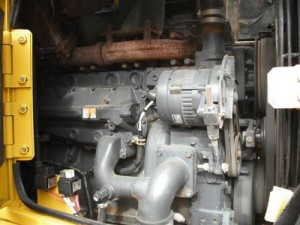 Komatsu 140-3 Series Diesel Engine Repair Shop Manual