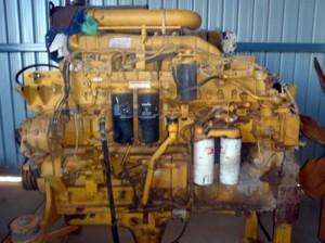 Komatsu 170-3 Series Diesel Engine Repair Shop Manual