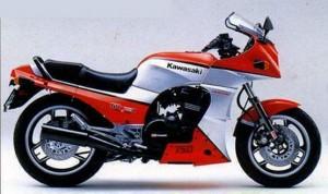 Kawasaki Ninja 750R GPX750R GPZ750R Service Repair Manual