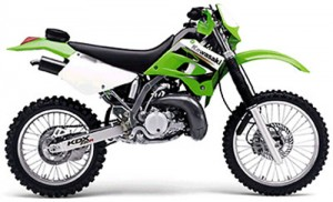 Kawasaki KDX220R KDX220 Service Repair Workshop Manual